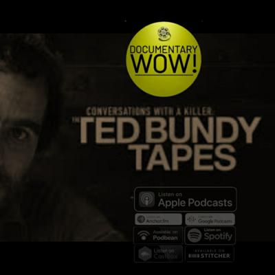Cover art for Conversations with a Killer | The Ted Bundy Tapes | DocWow