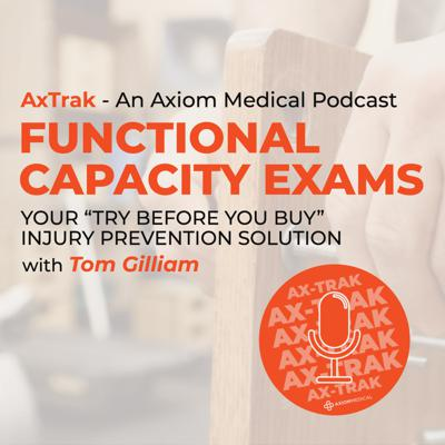 Cover art for Functional Capacity Exams: Your