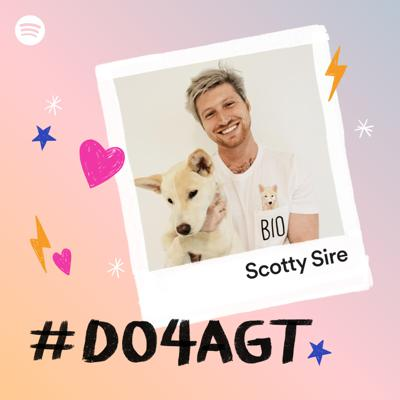 Cover art for Scotty Sire