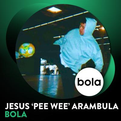 Cover art for JESUS 'PEE WEE' ARAMBULA OF BOLA ON STREET SOCCER CULTURE   Ep. 43