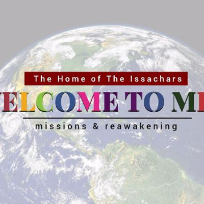 Cover art for Men of Issachar Vision weekly Prophetic Blessing