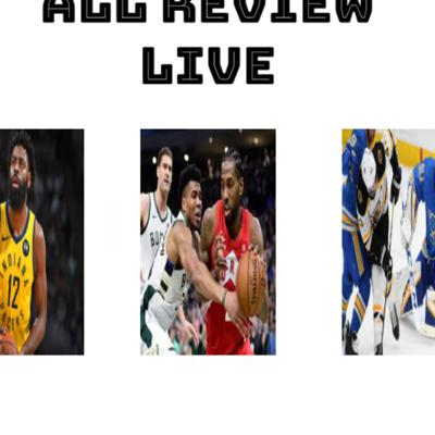 All Review Sports Podcast