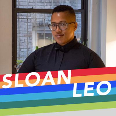 Cover art for Sloan Leo on Community Building as Design Practice