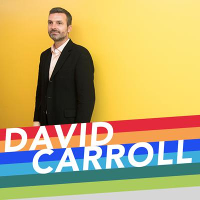Cover art for David Carroll on Data Rights