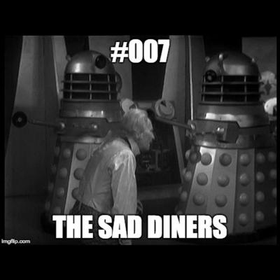 Cover art for #007 The Garlics 2 – The Sad Diners