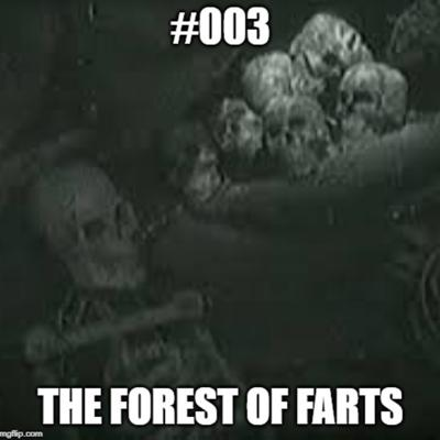 Cover art for #003 An Earthy Child 3 – The Forest of Farts