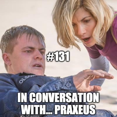 Cover art for #131 In Conversation With...009 - Praxeus