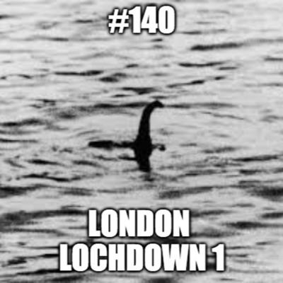 Cover art for #140 - Random Improv - London Lochdown 1