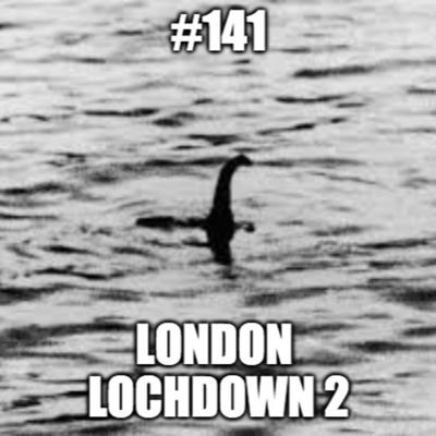 Cover art for #141 - Random Improv - London Lochdown 2