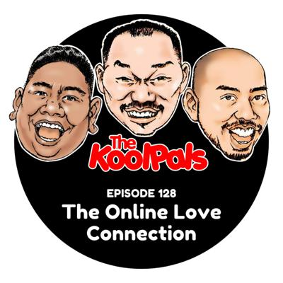 Cover art for EPISODE 128: The Online Love Connection