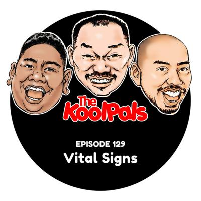 Cover art for EPISODE 129: Vital Signs