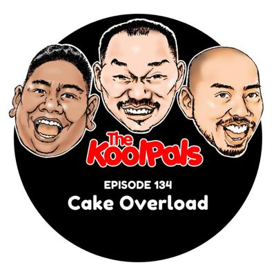 Cover art for EPISODE 134: Cake Overload