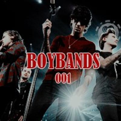 Cover art for #001 - BOYBANDS