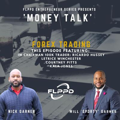 Cover art for Forex Trading with Mr. Rico Hussey 100K Chairman