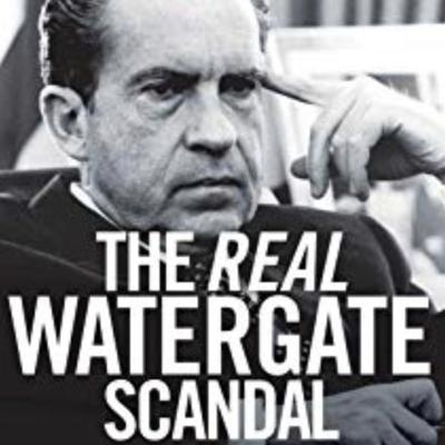 Cover art for President Richard Nixon and the Watergate Scandal