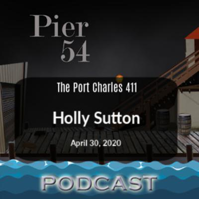 Cover art for The Port Charles 411: Holly Sutton