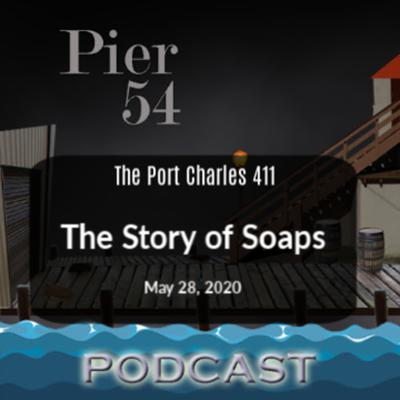 Cover art for The Port Charles 411: The Story of Soaps