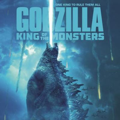 Cover art for Godzilla: King of the Monsters Movie Review!(Non spoiler/spoiler)