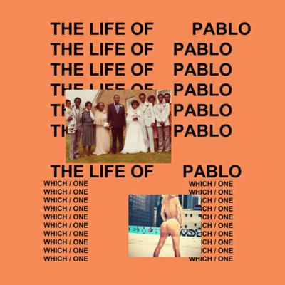 Cover art for #30 - The Life of Pablo (Kanye West) - Music Analysis