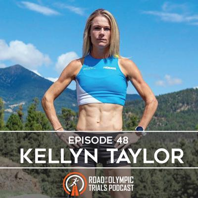 Cover art for Ep. 48 - Kellyn Taylor