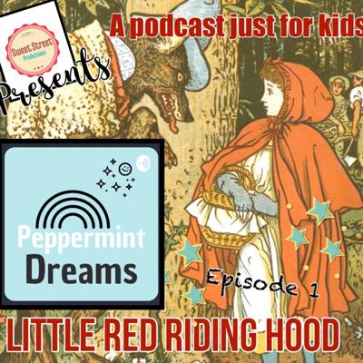 Cover art for Episode 1. Intro & LITTLE RED RIDING HOOD by Charles Perrault