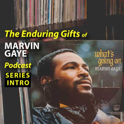 Cover art for Series Introduction: Marvin Gaye brings JOY on-demand