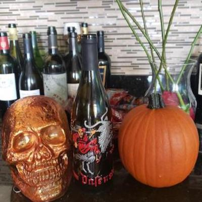 Cover art for Wicked Wines - Halloween Edition