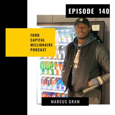 Cover art for Episode 140 - Everything you need to know about the vending business with Marcus Gram @brothergram