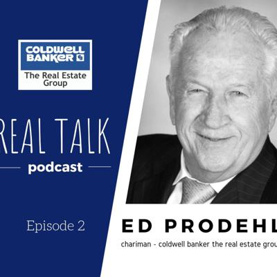 Cover art for Real Talk with Ed Prodehl