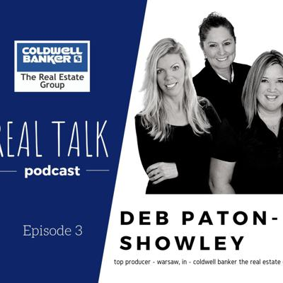 Cover art for Real Talk with Deb Paton-Showley Indiana Top Producer