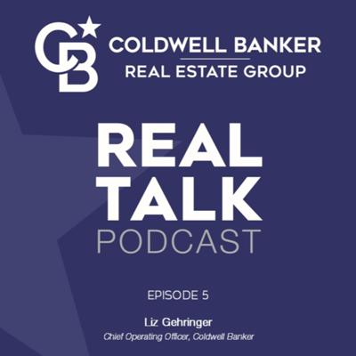 Cover art for Real Talk with Liz Gehringer