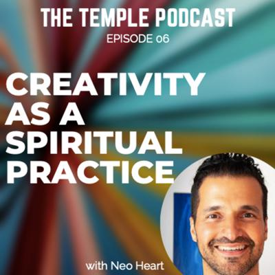 The Temple Podcast - with Edward Pike & Guests