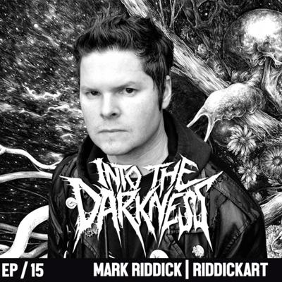 Cover art for 1 Hour 6 Minutes with Mark Riddick   Episode 15