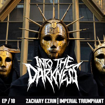 Cover art for 60 Minutes with Zachary Ezrin of IMPERIAL TRIUMPHANT