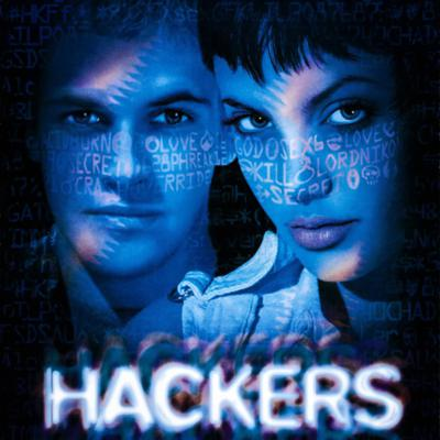 Cover art for 41. Hackers (1995)