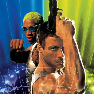 Cover art for 44. Double Team (1997)