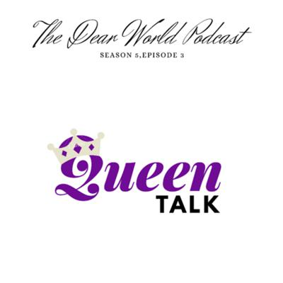 Cover art for Queen Talk