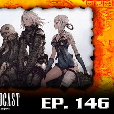 Cover art for EP.146 Replicant of an Episode