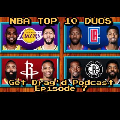 Cover art for Top 10 NBA Duos!