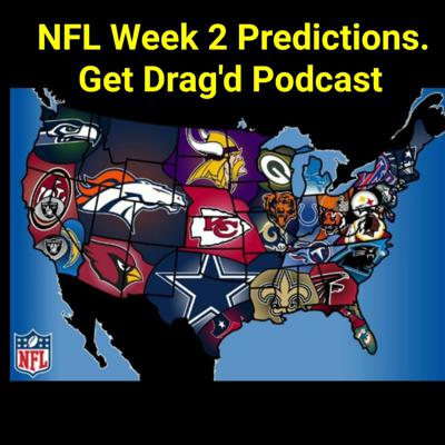 Cover art for NFL Week 2 predictions.