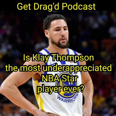 Cover art for Is Klay Thompson the most underappreciated NBA star player ever?