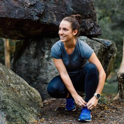 Cover art for Episode 103: Jacqui Bell on Running an Ultramarathon on Seven Continents, Conquering Extreme Circumstances, and Giving Back