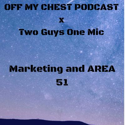 Cover art for Marketing and Area 51