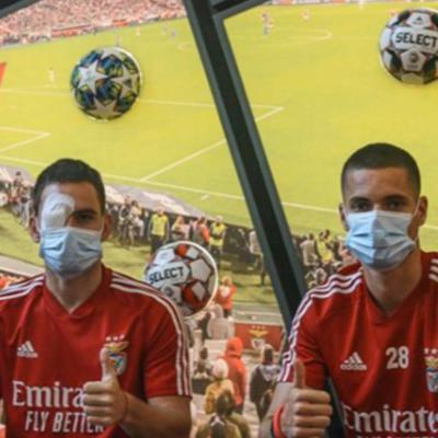 Cover art for Podcast: Who is Really in 1st Place - Benfica or FC Porto? Why So Much Confusion? Another Ugly Attack in Portugal. Why The Whole World Now Knows. Champions League Final 8 in Lisbon?