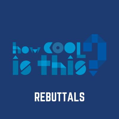 Cover art for REBUTTALS: Golda Velez on (78) What's Cookin' App