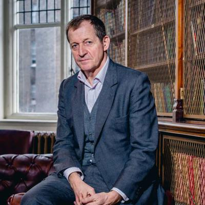Cover art for Living Better With Alastair Campbell & What Business Leaders Can Do To Take On 'Tsunami Of Psychological Distress'