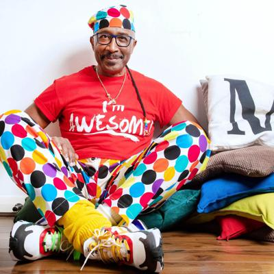 """Cover art for Mr Motivator MBE: Motivation for the """"Covid Hurricane"""" & Exercising Racism Out of the Media"""