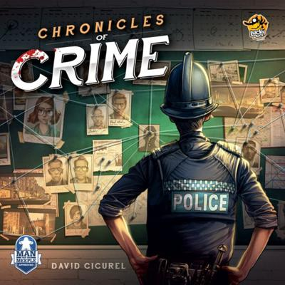 Cover art for Chronicles of Crime: The Millennium Series - Kickstarter Preview!