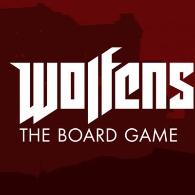 Cover art for Wolfenstein: The Board Game Kickstarter Preview