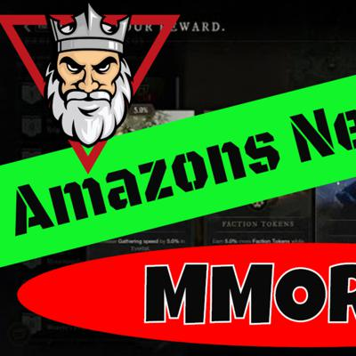 Cover art for New World - Amazon's MMORPG - Preview